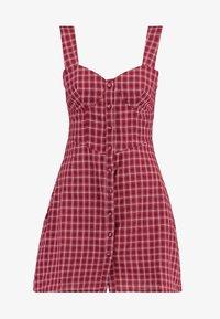 Fashion Union - VENUS - Vestido informal - red - 3