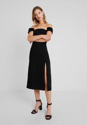 BRIDGET - Robe d'été - black