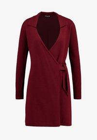 Fashion Union - BANEBERRY - Robe pull - burgundy - 5