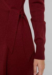 Fashion Union - BANEBERRY - Robe pull - burgundy - 6