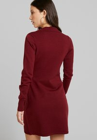 Fashion Union - BANEBERRY - Robe pull - burgundy - 3