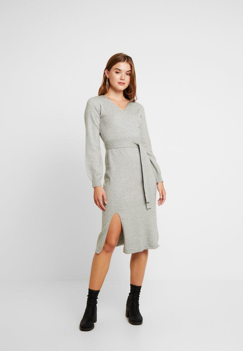 Fashion Union - BANET - Strikkjoler - grey