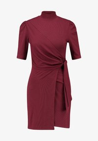 Fashion Union - Robe fourreau - cranberry - 5