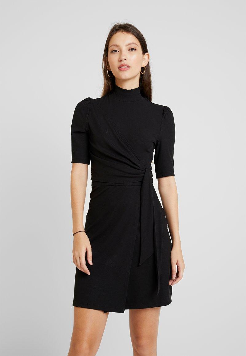 Fashion Union - Etuikleid - black