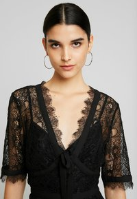 Fashion Union - TRACE - Robe de soirée - black - 4
