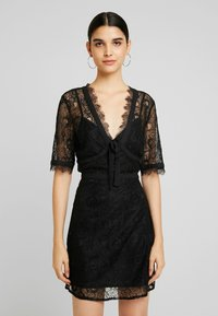 Fashion Union - TRACE - Robe de soirée - black - 0