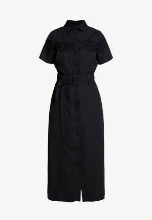 MILK - Denní šaty - black