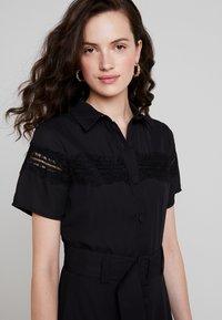 Fashion Union - MILK - Vestido informal - black - 3