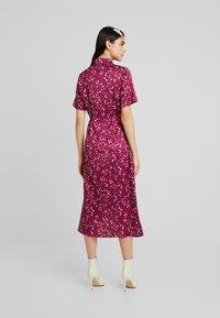 Fashion Union - Maxi dress - berry - 3