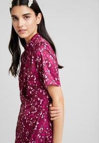 Fashion Union - Maxi dress - berry - 4