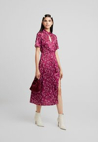 Fashion Union - Maxi dress - berry - 2