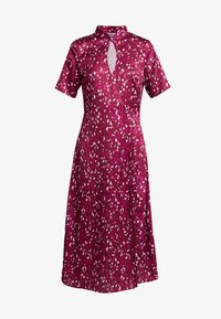 Fashion Union - Maxi dress - berry - 5