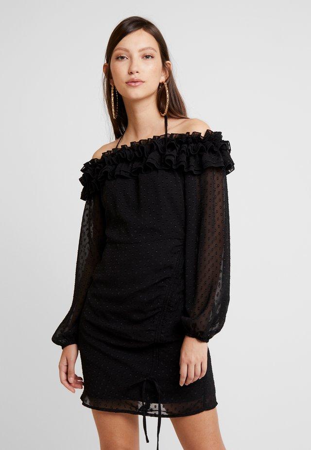 ROBERTO - Cocktail dress / Party dress - black