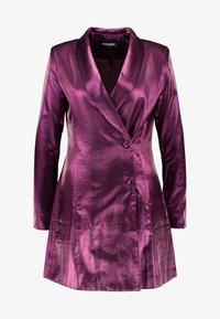 Fashion Union - LOREM - Denní šaty - plum - 5