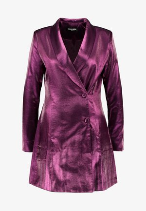 LOREM - Denní šaty - plum
