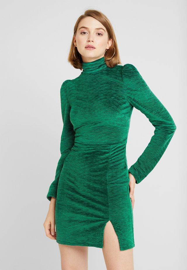 JOSIAH - Day dress - green