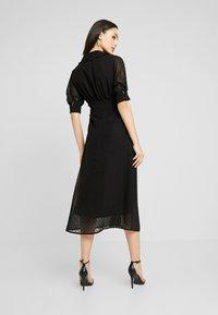 Fashion Union - PARIS - Maxikleid - black - 3