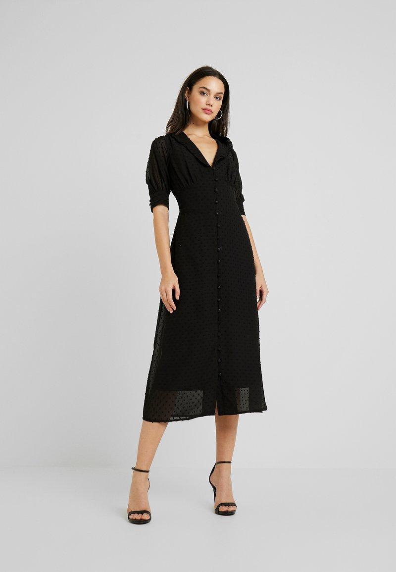 Fashion Union - PARIS - Maxikleid - black