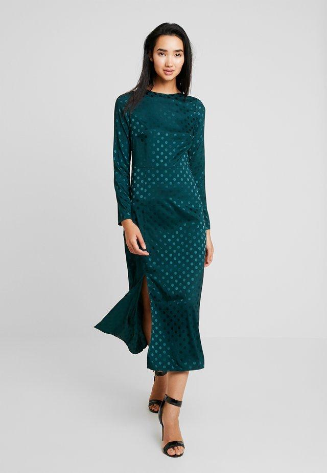 PONDER - Denní šaty - green