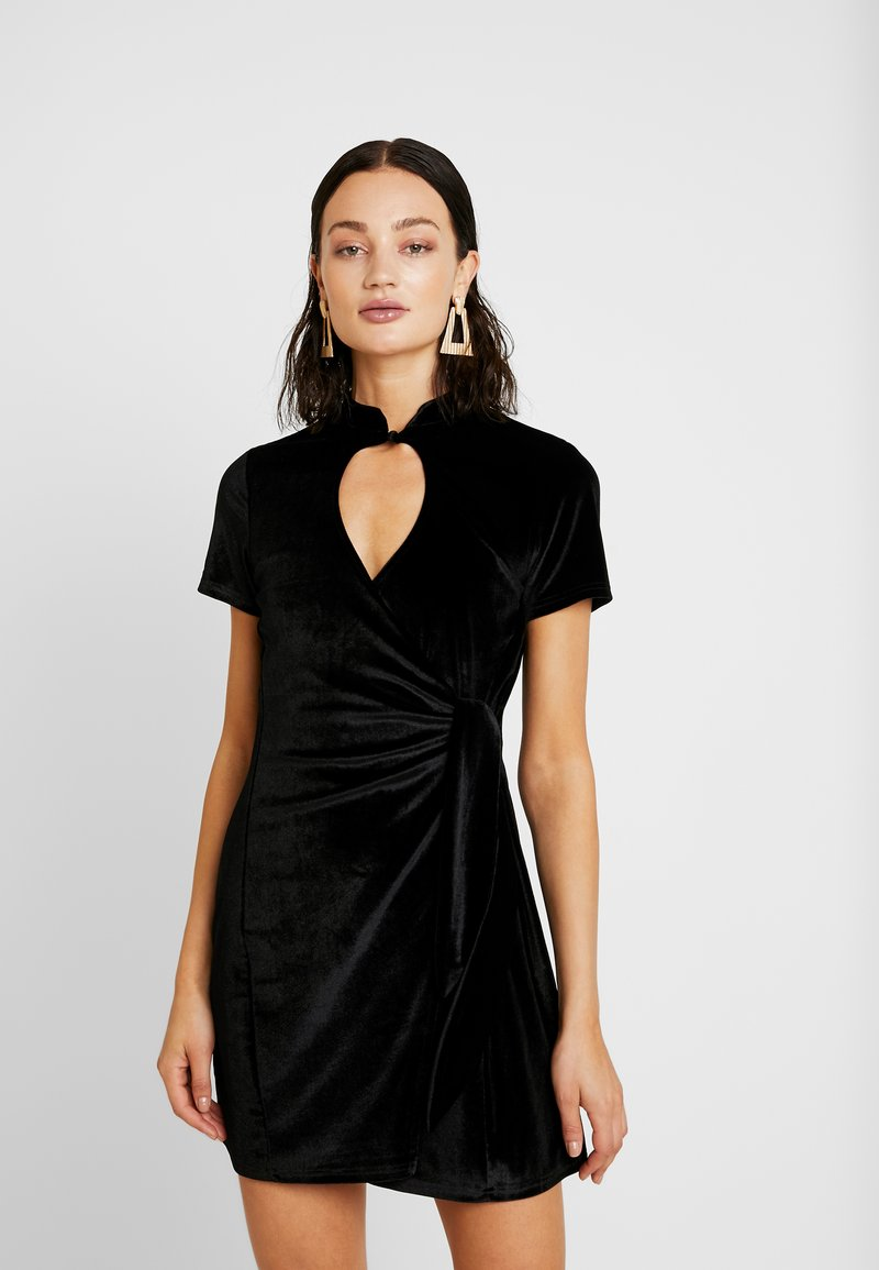 Fashion Union - VIV - Cocktail dress / Party dress - black