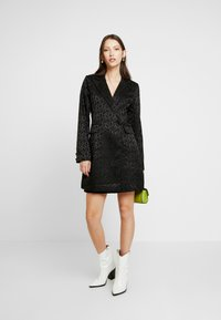 Fashion Union - MARK - Vestido informal - black