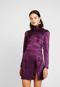Fashion Union - RENNIE - Hverdagskjoler - purple - 0