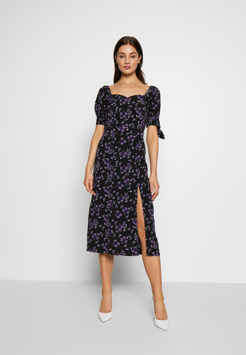 Fashion Union - SONA - Day dress - purple