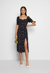 Fashion Union - SONA - Day dress - purple - 1