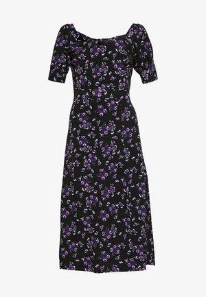 SONA - Freizeitkleid - purple