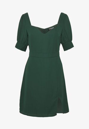 AMIS - Day dress - forest green