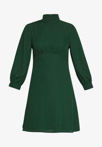 Fashion Union - CHARBAN - Denní šaty - forest green - 4