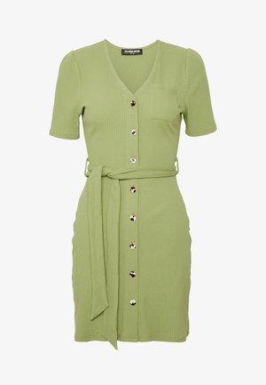 NOLLIE - Robe en jersey - green