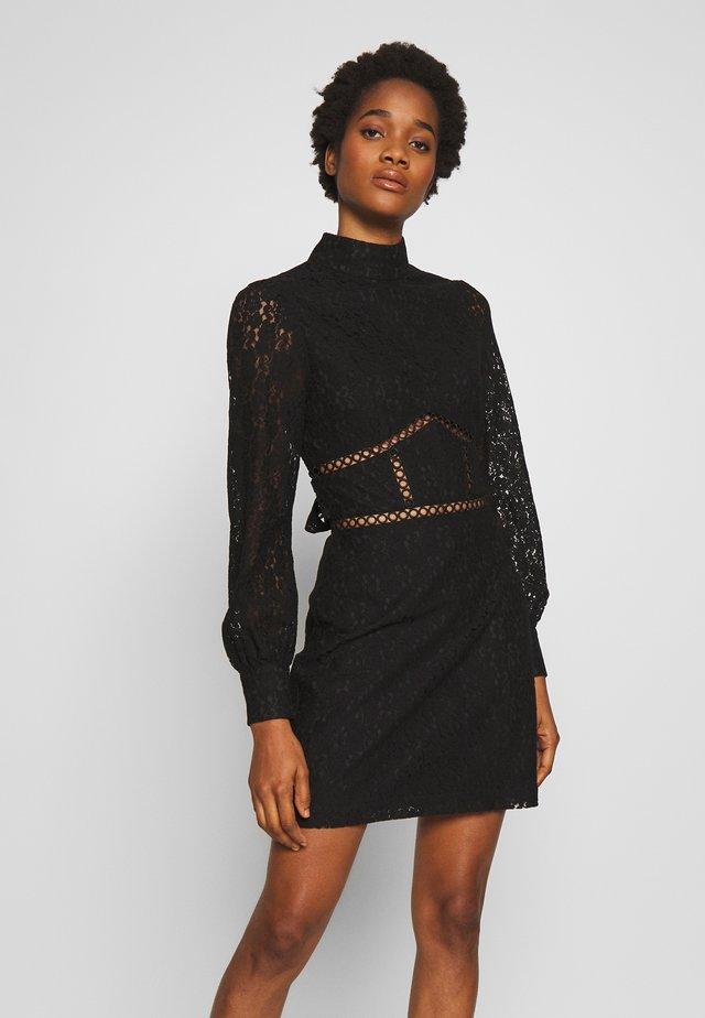 MUMU - Denní šaty - black