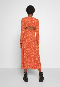 Fashion Union - FRANCE - Day dress - orange/yellow - 2