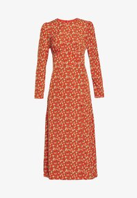 Fashion Union - FRANCE - Day dress - orange/yellow - 4
