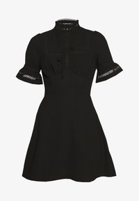 Fashion Union - LAURA - Korte jurk - black - 4