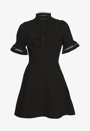 LAURA - Day dress - black