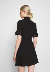 Fashion Union - LAURA - Korte jurk - black - 2