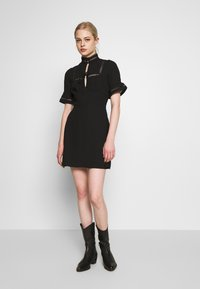 Fashion Union - LAURA - Korte jurk - black - 1