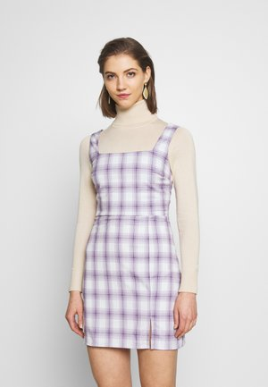 PINS - Korte jurk - purple