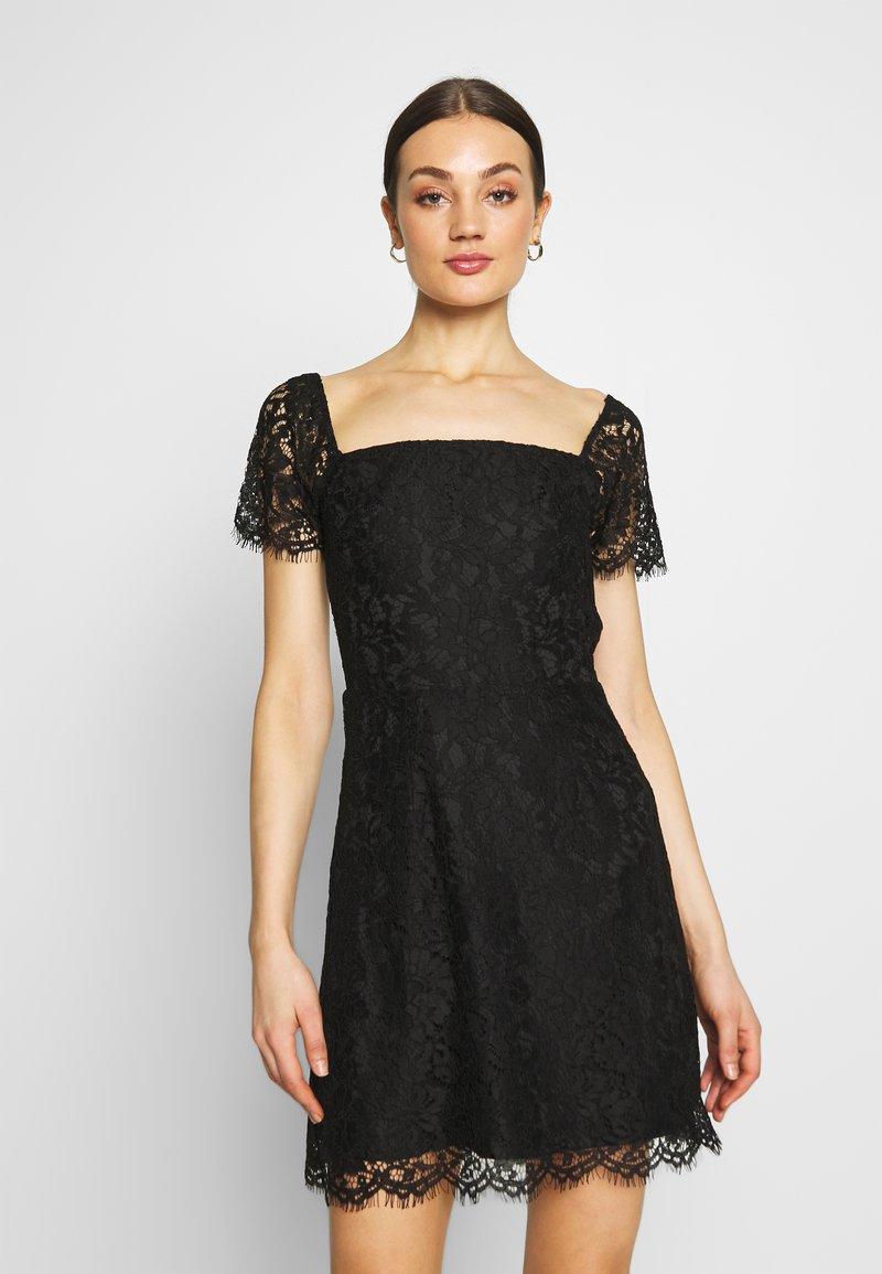Fashion Union - TENDER - Denní šaty - black