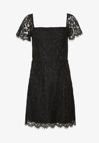 Fashion Union - TENDER - Denní šaty - black - 3