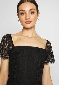 Fashion Union - TENDER - Denní šaty - black - 4
