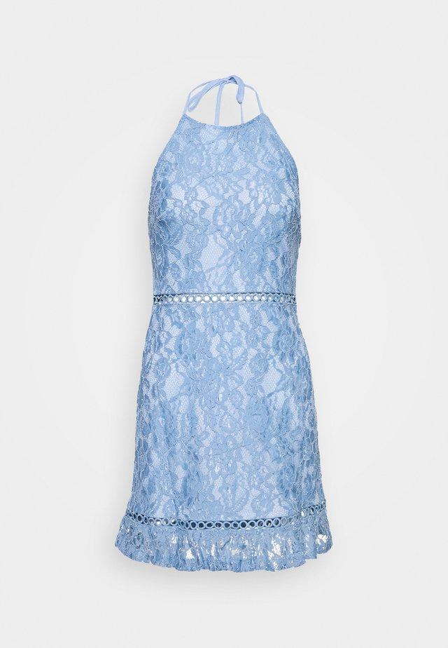 MELLOW - Day dress - blue