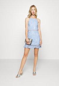 Fashion Union - MELLOW - Sukienka koktajlowa - blue - 1