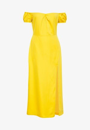 ELZA - Day dress - mustard yellow