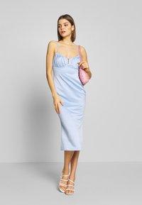 Fashion Union - EVA - Denní šaty - blue - 1