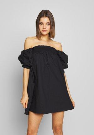 DARLON - Korte jurk - black