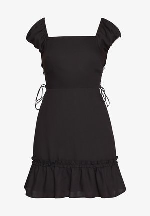 FRESIA - Day dress - black