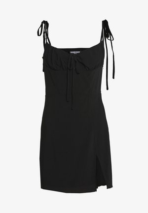 LEESHA - Day dress - black